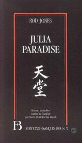 Julia paradise - Couverture - Format classique
