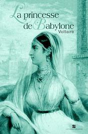 La princesse de babylone - Intérieur - Format classique