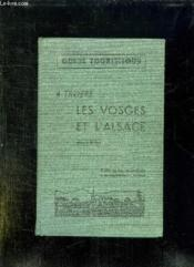 Guide Touristique. A Travers Les Vosges Et L Alsace. - Couverture - Format classique