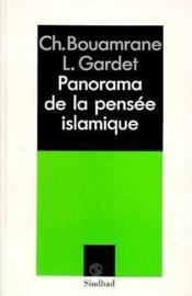 Panorama de la pensée islamique - Couverture - Format classique