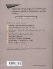 Ionesco ; rhinocéros - 4ème de couverture - Format classique