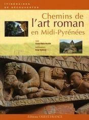 Chemins de l'Art roman en Aquitaine et Midi-Pyrénées - Intérieur - Format classique