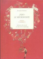 Jojo le récidiviste - Intérieur - Format classique
