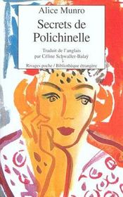 Secrets de polichinelle  - Alice Munro