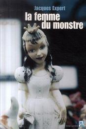 La Femme Du Monstre - Intérieur - Format classique