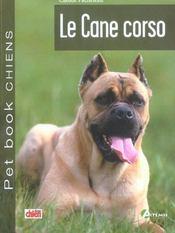 Cane corso (le) - Intérieur - Format classique