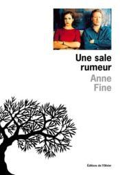 Une Sale Rumeur - Couverture - Format classique