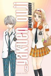 Gakuen Ouji - playboy academy t.9 - Couverture - Format classique