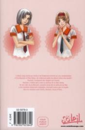 Gakuen Ouji - playboy academy t.9 - 4ème de couverture - Format classique