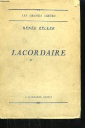 Lacordaire. - Couverture - Format classique