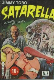 Satarella N°7. La Deesse Des Zombies. - Couverture - Format classique