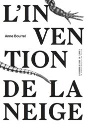 Vente  L'invention de la neige  - Anne Bourrel