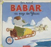 Babar Au Pays Des Glaces - Couverture - Format classique