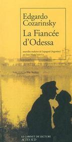 La fiancee d'odessa - Intérieur - Format classique