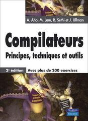 Compilateurs, Principes Techniques Et Outils 2e Edition - Intérieur - Format classique