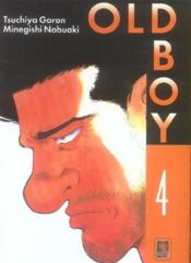 Old Boy T.4 - Couverture - Format classique