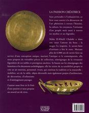 Art phénicien - 4ème de couverture - Format classique
