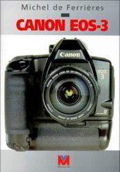 Canon EOS 3 - Couverture - Format classique