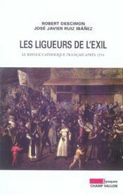 Ligueurs De L'Exil (Les) - Intérieur - Format classique