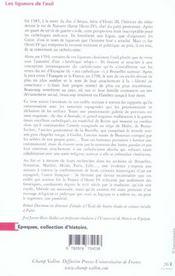 Ligueurs De L'Exil (Les) - 4ème de couverture - Format classique
