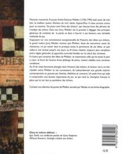 L'heritage de philidor - 4ème de couverture - Format classique