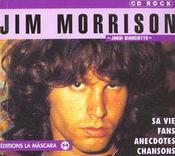Jim morrison ; cd rock - Intérieur - Format classique