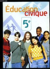 Vente  Education Civique 5e  - Daboval