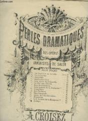 Perles Dramatiques Des Operas - N°5 : Les Noces De Jeannette. - Couverture - Format classique