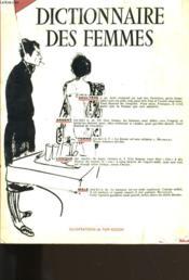 Dictionnaire Des Femmes. - Couverture - Format classique