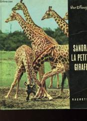 Sandra La Petite Girafe - Couverture - Format classique