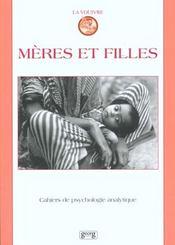 Meres Et Filles ; Vouivre N.10 - Intérieur - Format classique