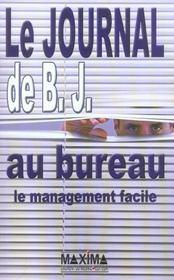 Journal De Bj Au Bureau - Intérieur - Format classique