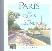 Paris Les Quais De Seine - Couverture - Format classique