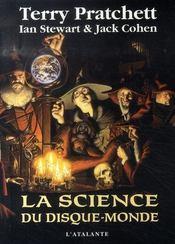 La science du disque-monde t.1 - Intérieur - Format classique