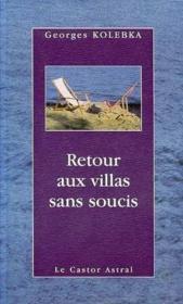 Retour Aux Villas Sans Soucis - Couverture - Format classique