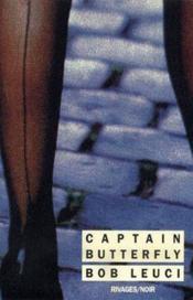 Captain Butterfly - Couverture - Format classique
