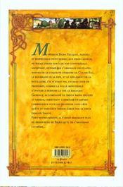 Bilbo Le Hobbit - 4ème de couverture - Format classique