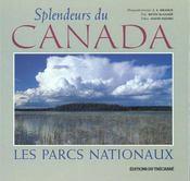 Splendeurs du canada - Intérieur - Format classique