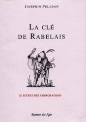 Cle de rabelais - Couverture - Format classique