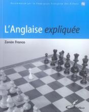 L'anglaise expliquée - Couverture - Format classique