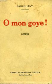 O Mon Goye ! - Couverture - Format classique