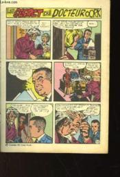 Mandrake N°263 - Le Secret Du Docteur Oork - Couverture - Format classique