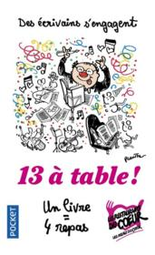 Vente  13 à table ! (édition 2019)  - Collectif