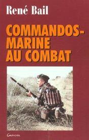 Commandos-Marine Au Combat - Intérieur - Format classique