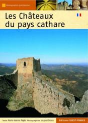 Les châteaux du pays cathare - Couverture - Format classique