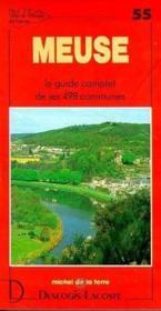 Meuse - Couverture - Format classique