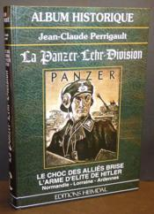 La panzer lehr division - l'arme d'elite d'hitler - Couverture - Format classique