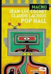 Pop Hall - Couverture - Format classique