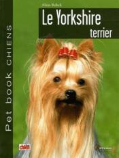 Le yorkshire terrier - Couverture - Format classique