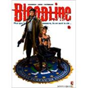 Bloodline t.2 ; la traque - Couverture - Format classique